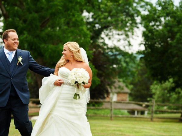 A Scenic Wedding at the John James Audubon Center