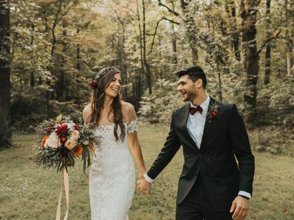 9 Outdoor Wedding Venues (with Tents!) in Philadelphia