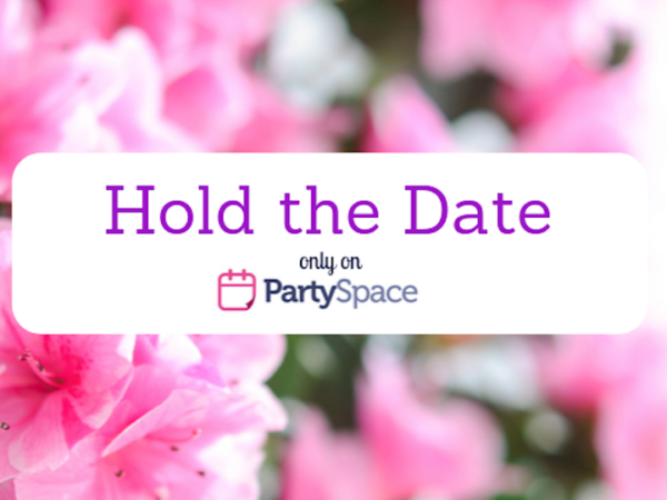 Hold the Date on PartySpace