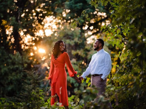 Pictures in the Park: Delaware County Wedding Photo Winners