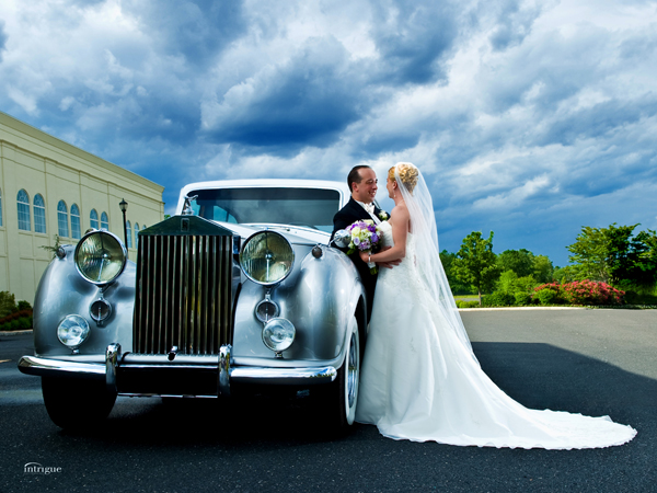 Vintage Cars Offer A New Spin For Your Philadelphia Area Wedding
