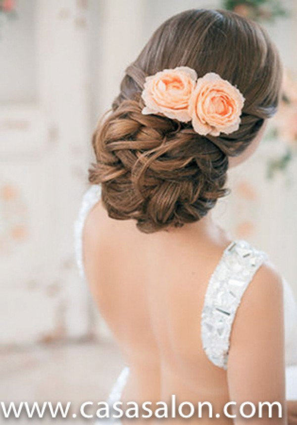 How To Select The Right Hairstyle For Your Wedding Partyspace