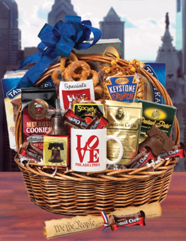 Out-of-Town Welcome Bags for Philadelphia Wedding Guests | Partyspace