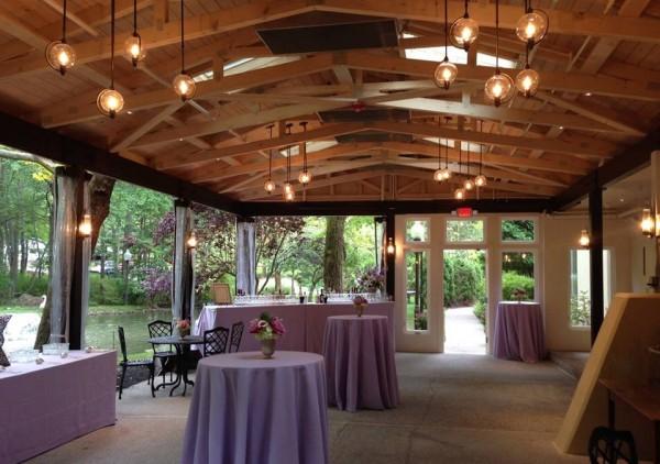 Pomme Unveils New Outdoor Wedding Pavilion Partyspace
