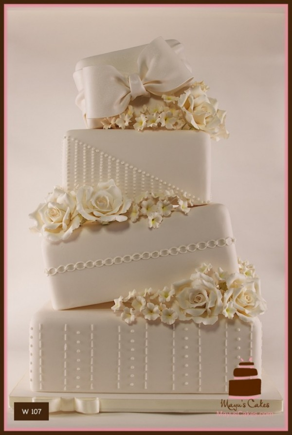 Wedding Cake Latest Design : Have Your South Florida Wedding Cake and Eat It Too ...