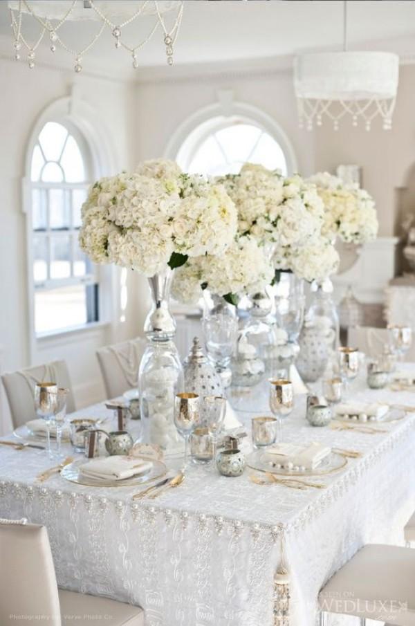 En Blanc Wedding Theme In Philadelphia Partyspace Philadelphia