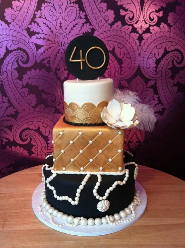 Gatsby Cake Design