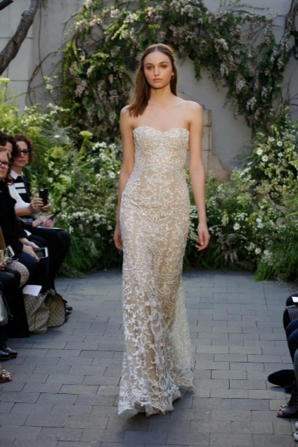 NYC Bridal Fashion Week Brings New Wedding Gown Trends in ...