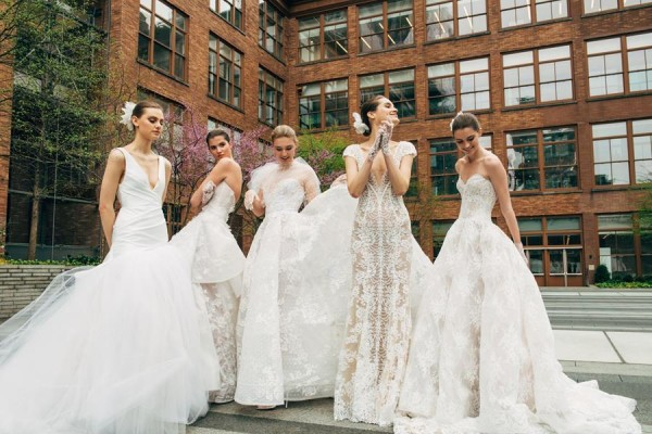 The Latest Trends in Philadelphia Bridal Gowns and Weddings | Partyspace