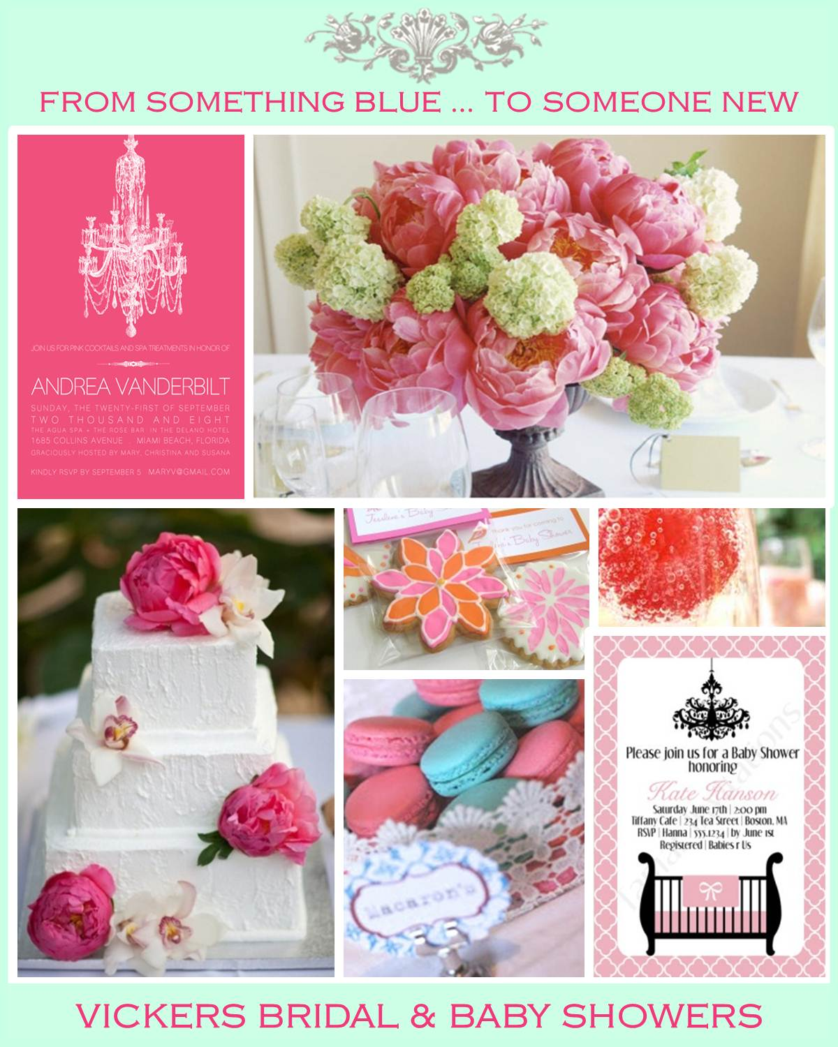 vickers the ideal choice in chester county bridal shower locations