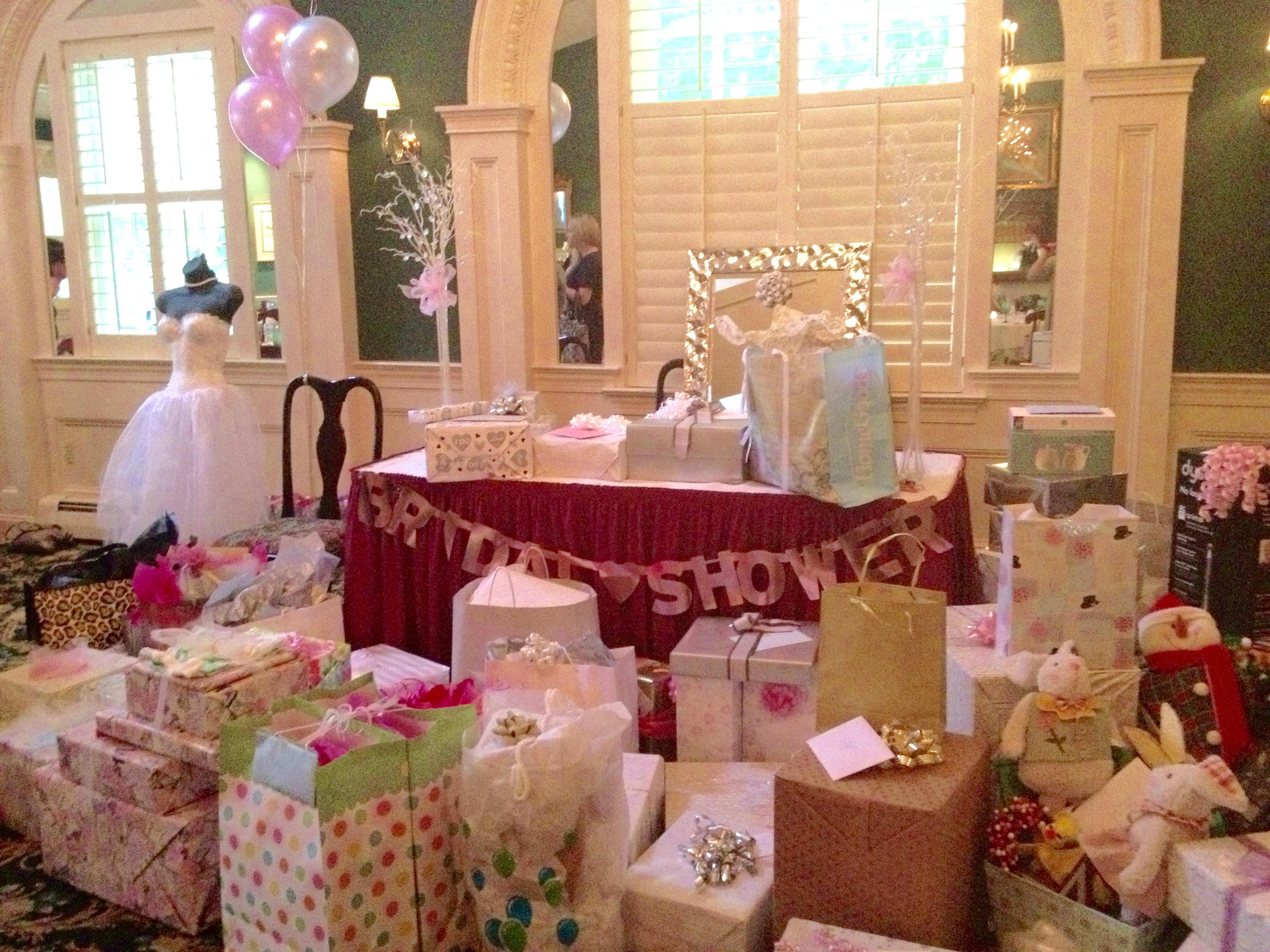 Baltimore Bridal Shower Images