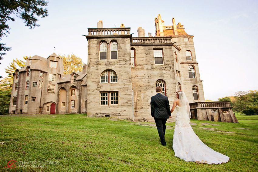 Small Backyard Wedding Doylestown Pa Wedding Photography: 7 Castle And Fairytale Philadelphia Wedding Venues