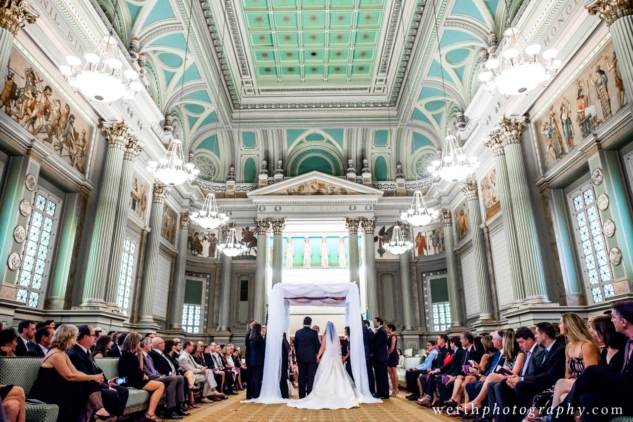 The Top Philadelphia Museum Wedding Venues