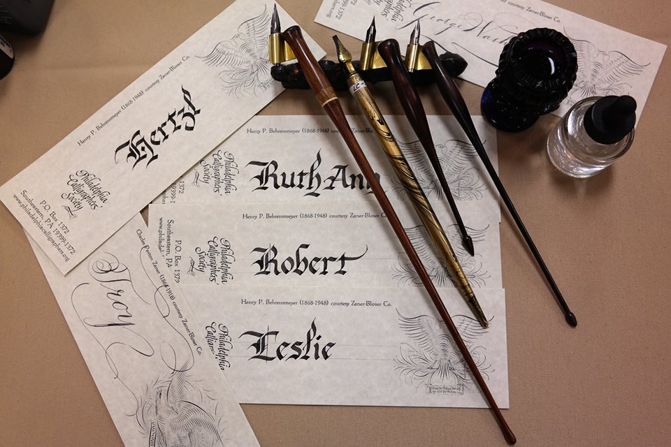 Calligraphy and alternatives the write options for your