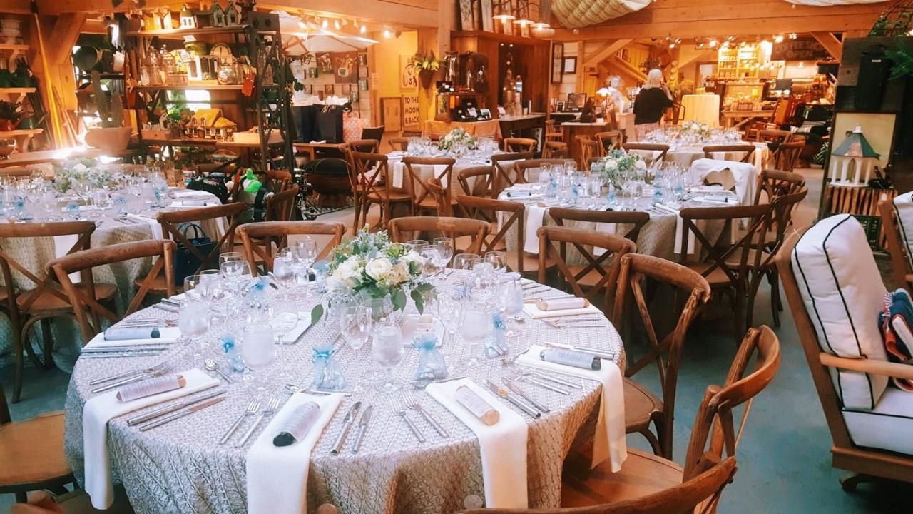 10 Unique Wedding Venues In The Philadelphia Suburbs Partyspace