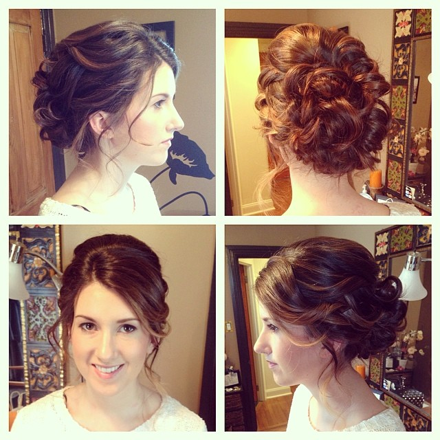 Wedding Hairstyle Round Face: What To Consider When Deciding On A Hair Style For Your