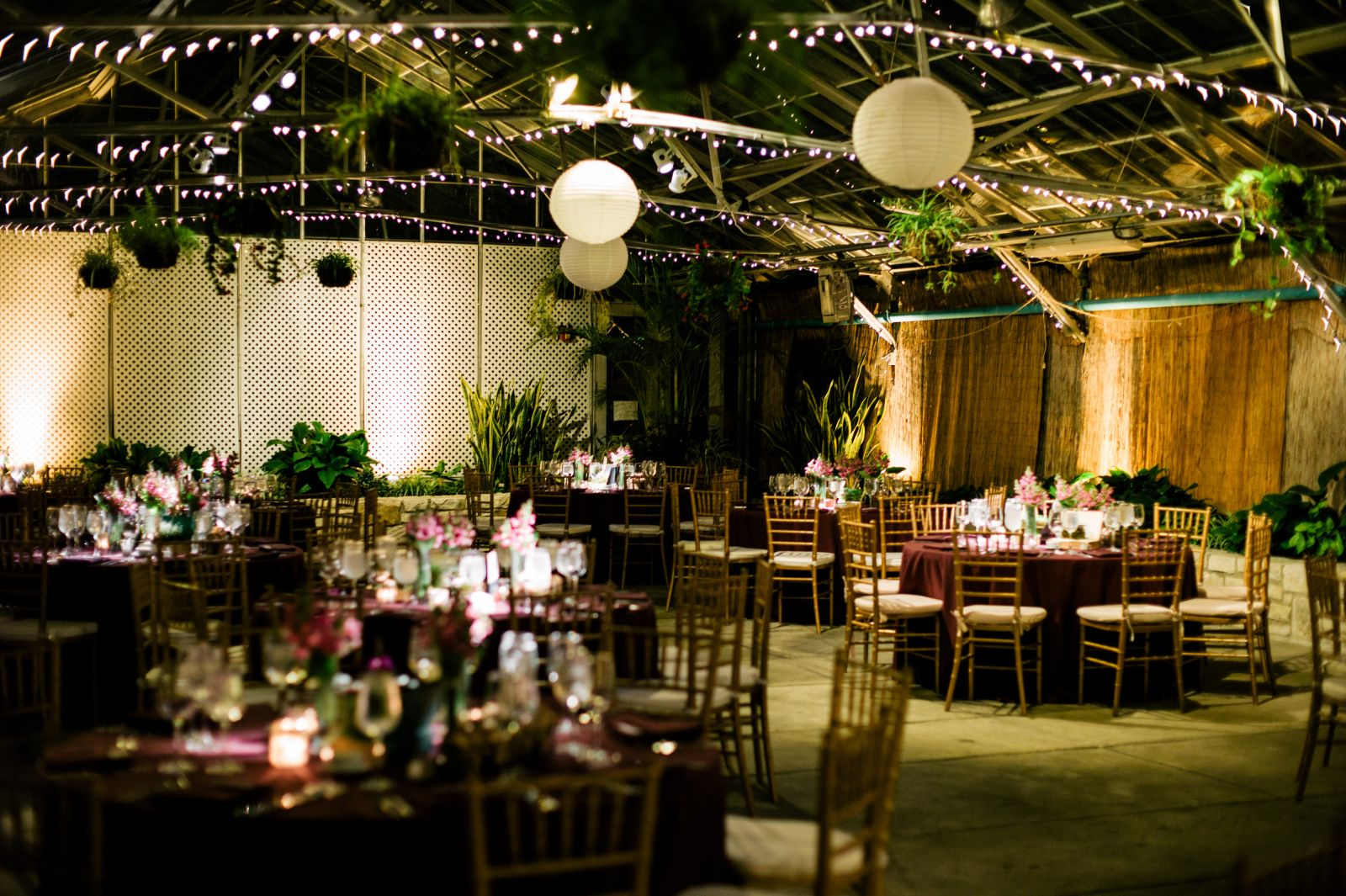 Wedding Venues Philadelphia | Starry Night Weddings All Year Long Partyspace