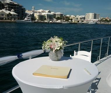Venetian wedding charters