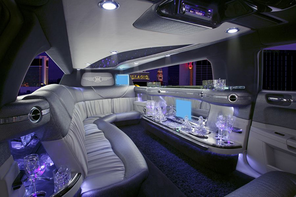how to get a fancy limo