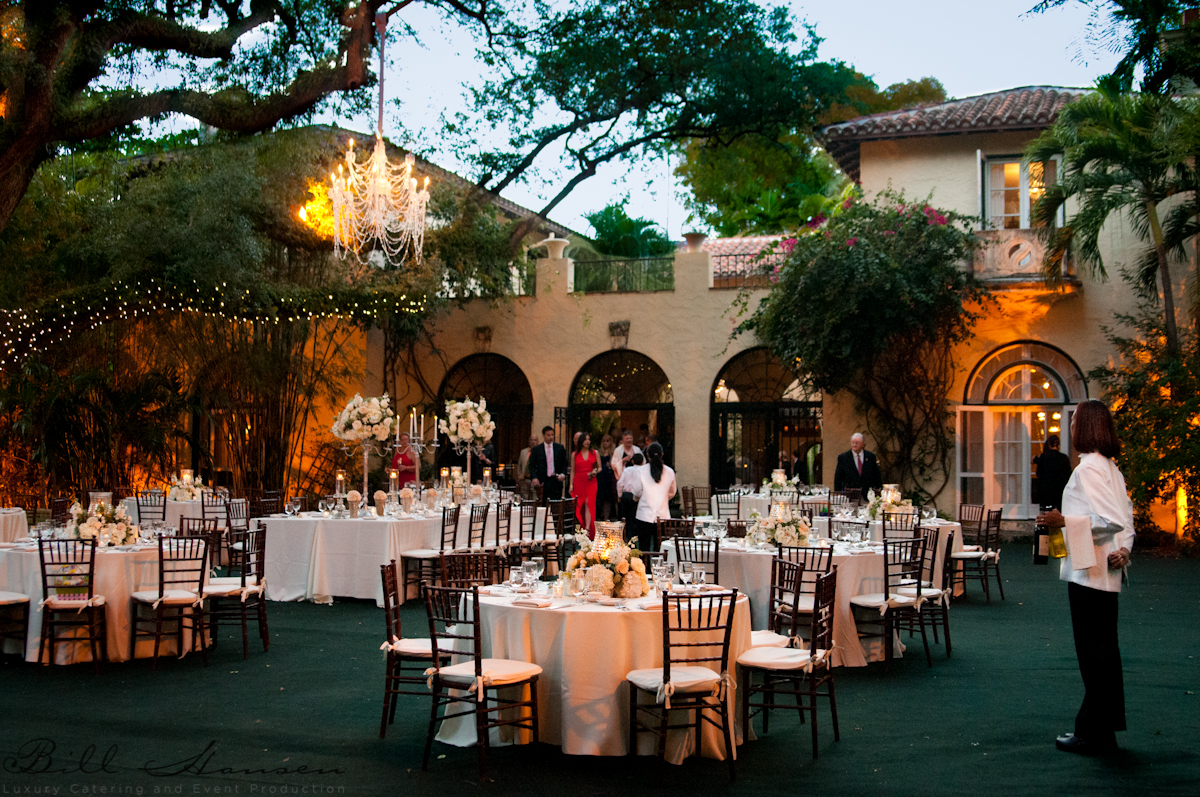 Villa Woodbine Wedding Venue In South Florida Partyspace