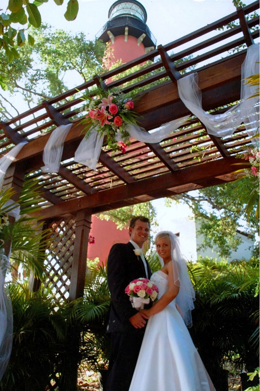 Where Is Jupiter Florida >> Jupiter Inlet Lighthouse & Museum Wedding Venue in South ...