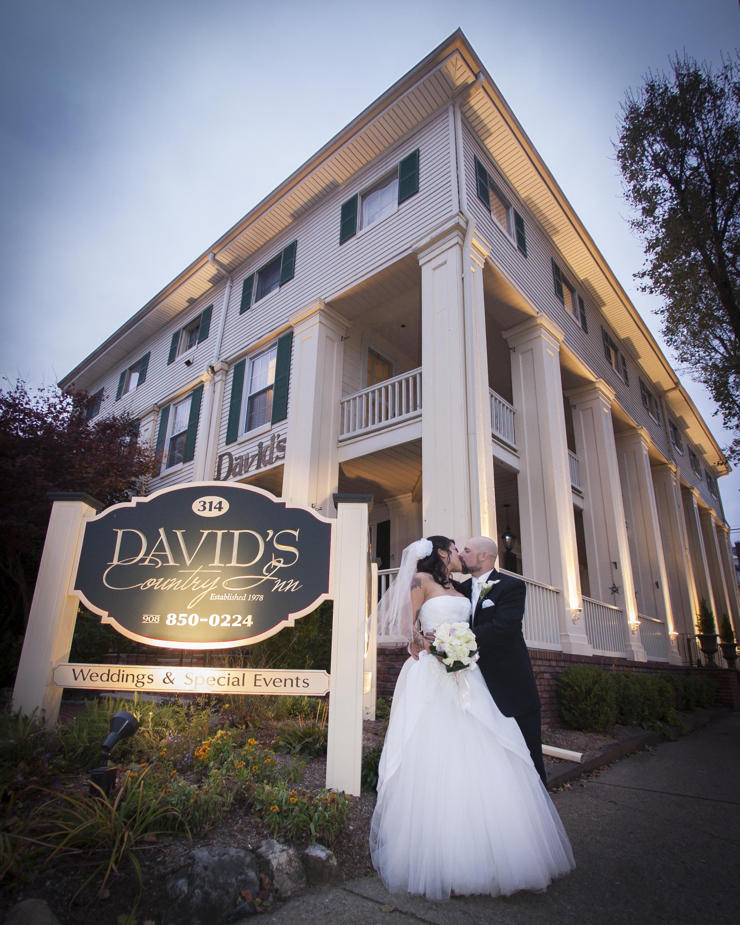 Outdoor Wedding Venues Nj: Davids Country Inn Wedding Venue In New Jersey