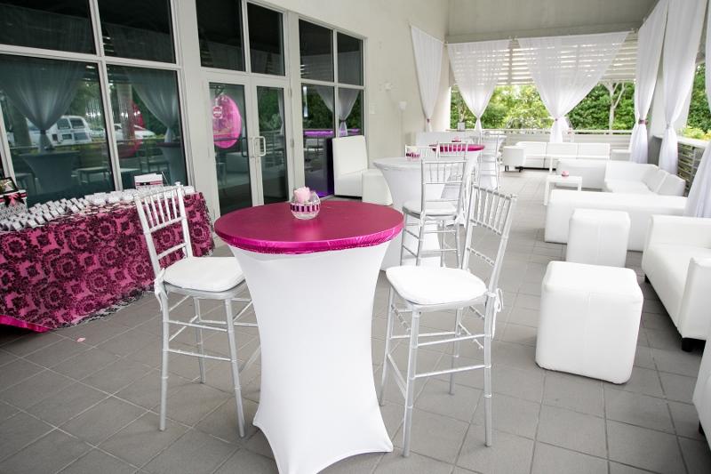 Aqua Reception Hall Wedding Venue In South Florida Partyspace