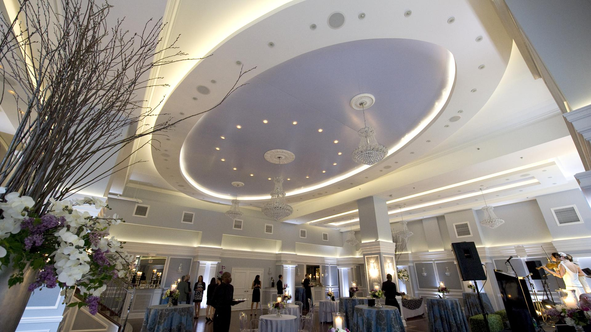 Arts Ballroom Catering Events Image
