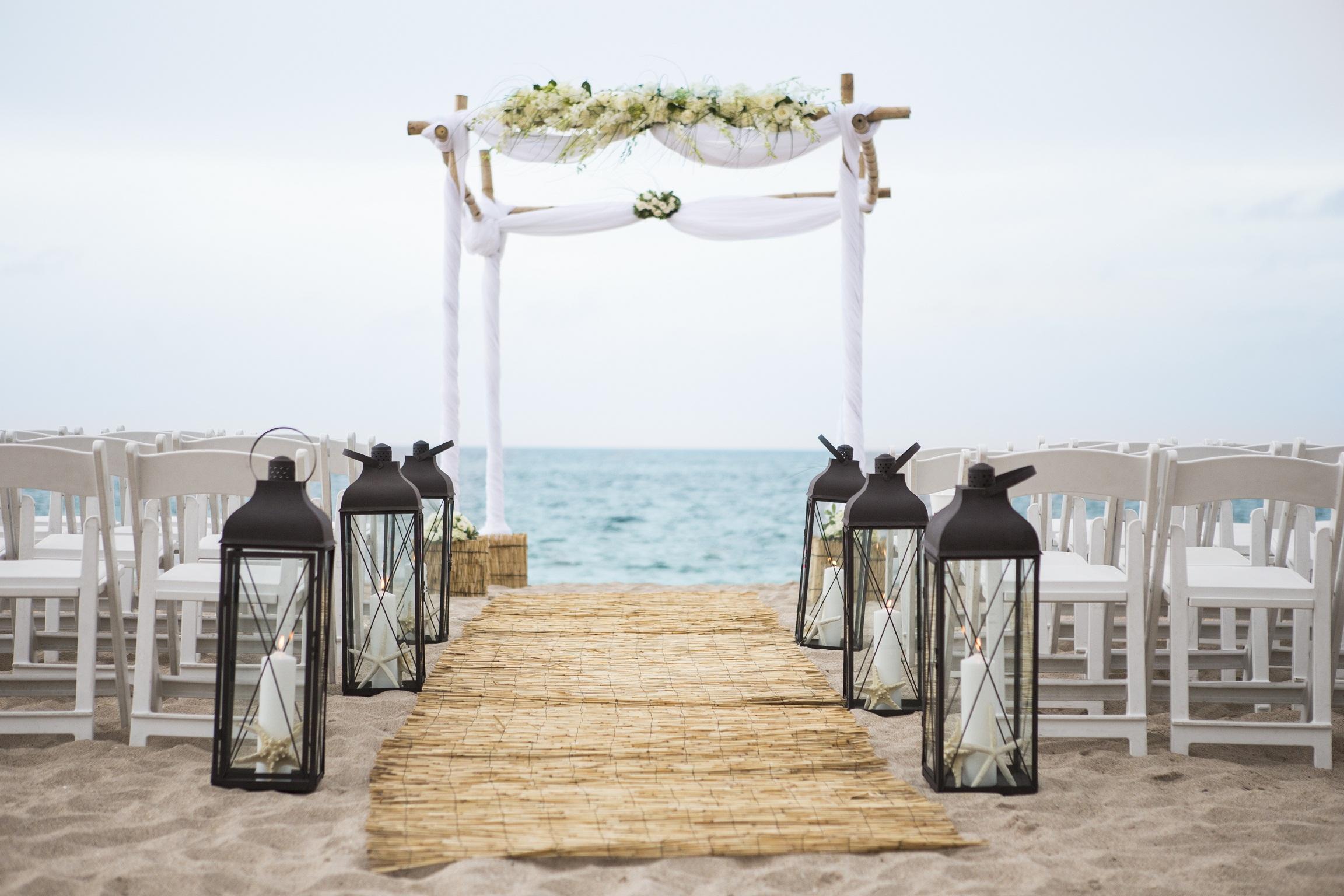 B Ocean Hotel Fort Lauderdale Wedding Venue In South
