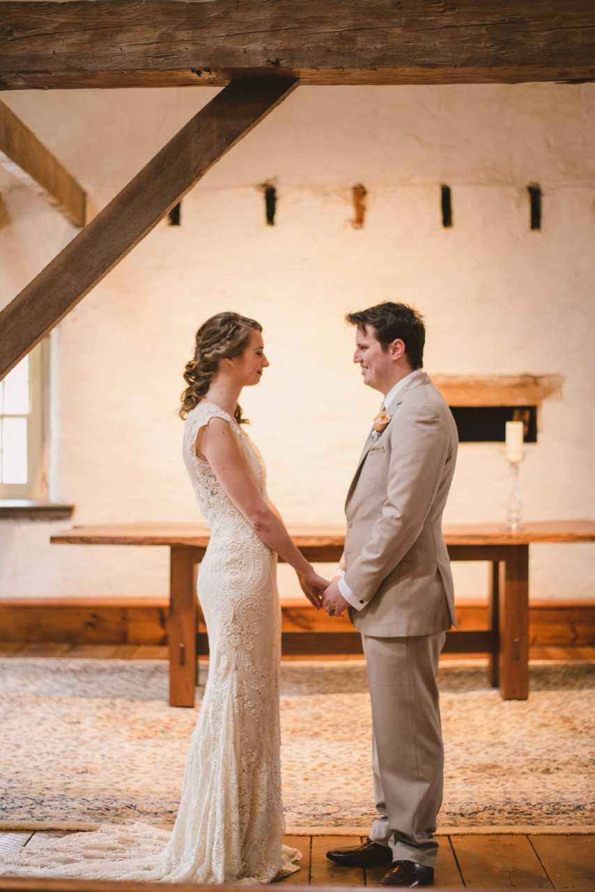 The Barn At Bournelyf Wedding Venue In Philadelphia