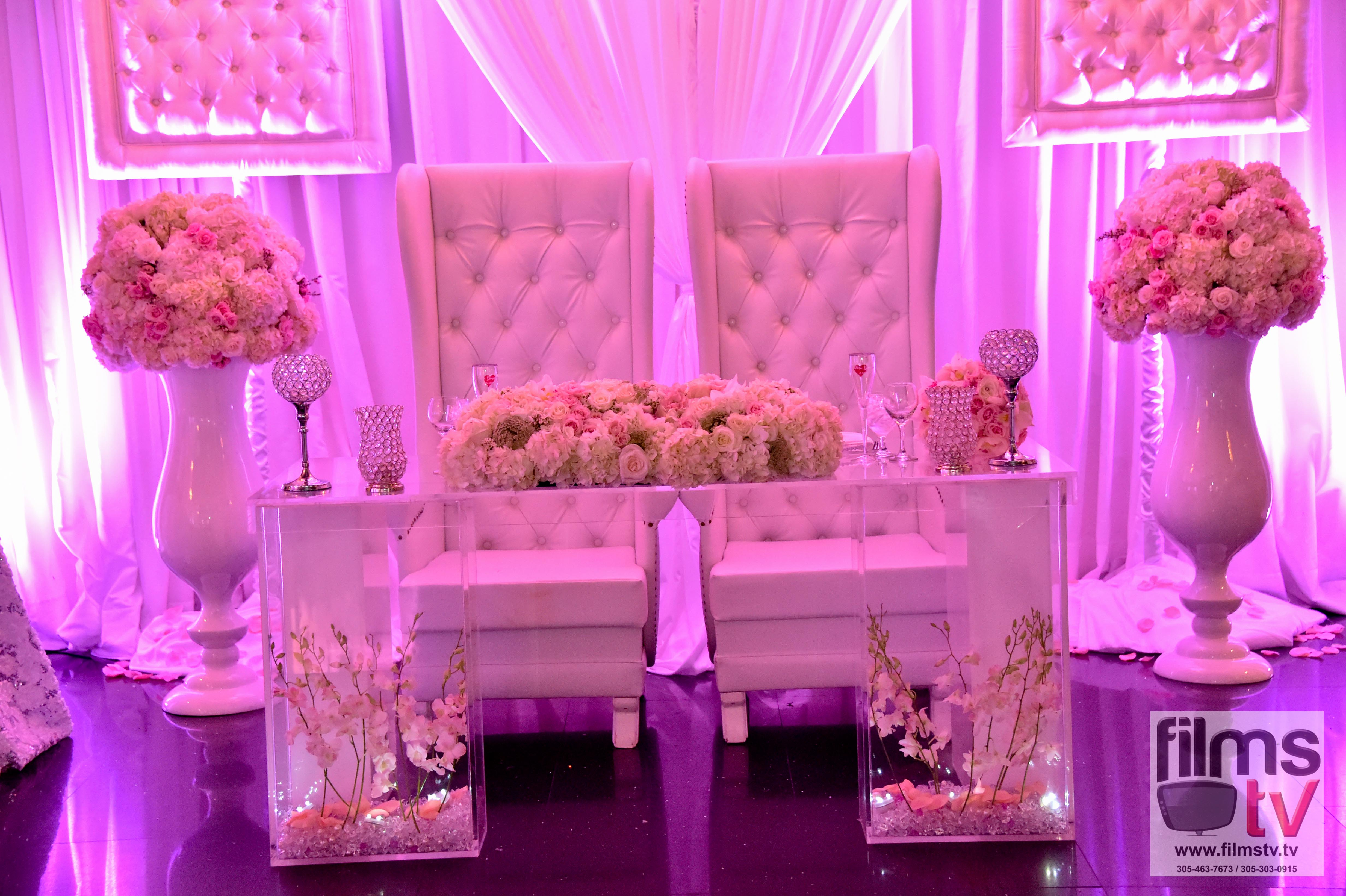 Aqua Reception Hall Wedding Venue in South Florida | PartySpace