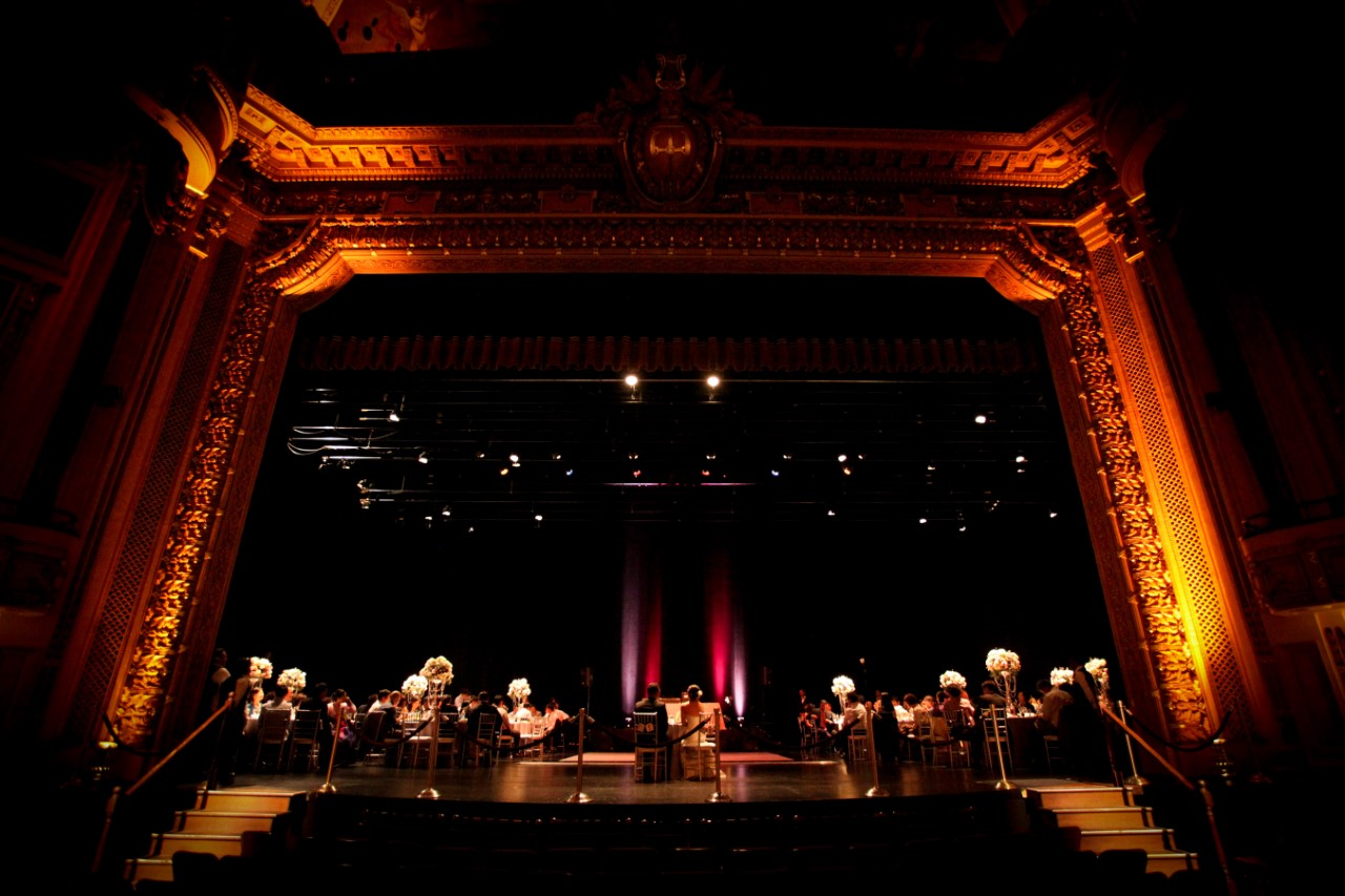 The Hippodrome Theater Wedding Venue In Baltimore Partyspace