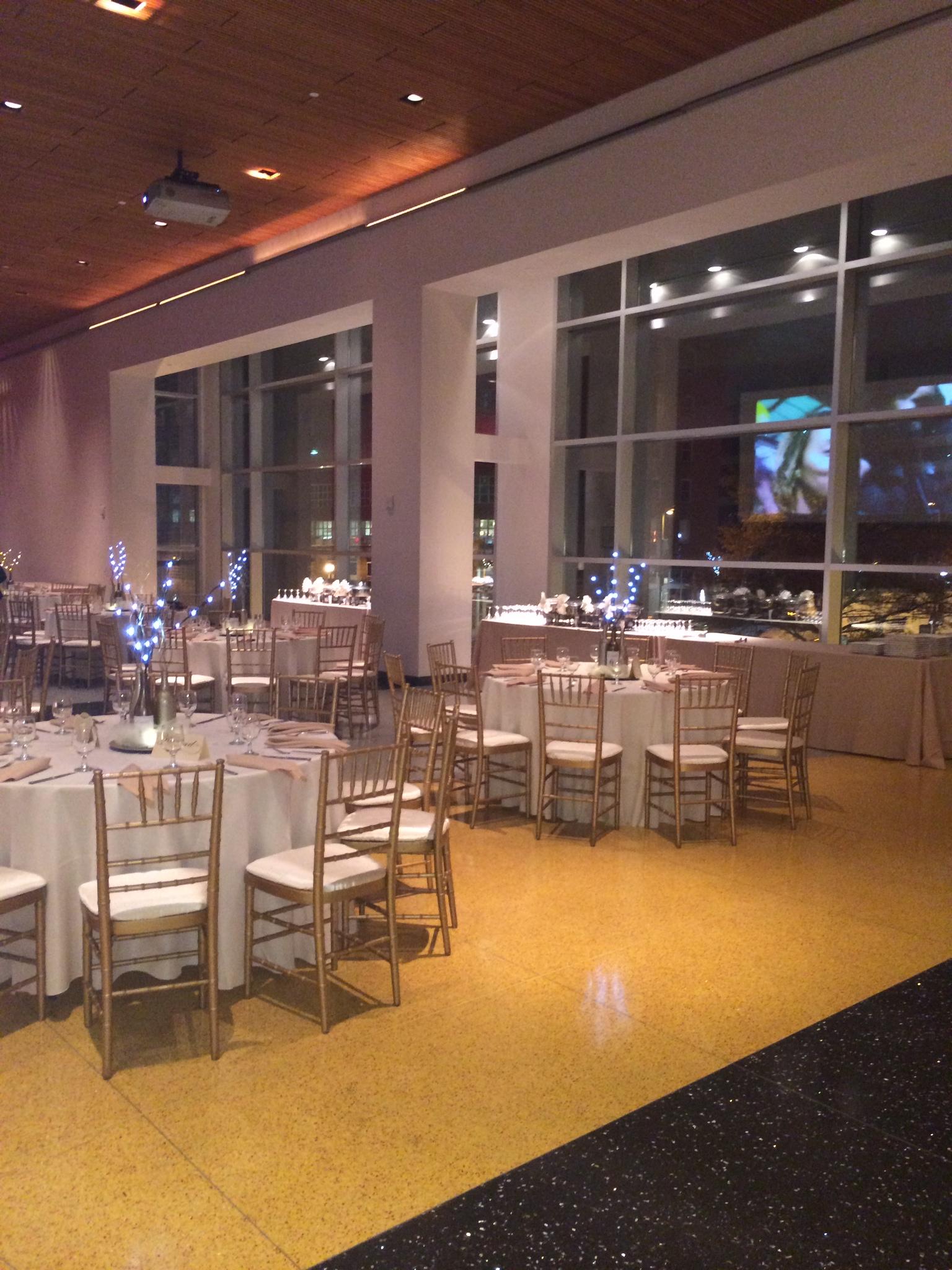 reginald f lewis museum wedding venue in baltimore partyspace. Black Bedroom Furniture Sets. Home Design Ideas