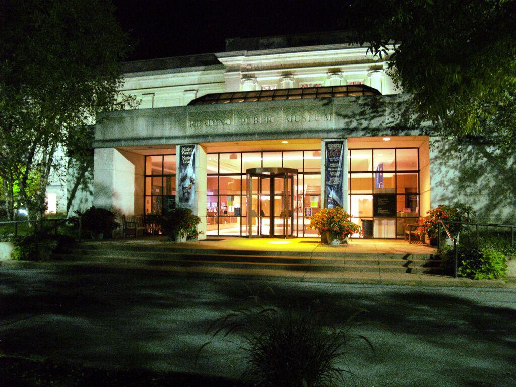 reading public museum amp planetarium wedding venue in