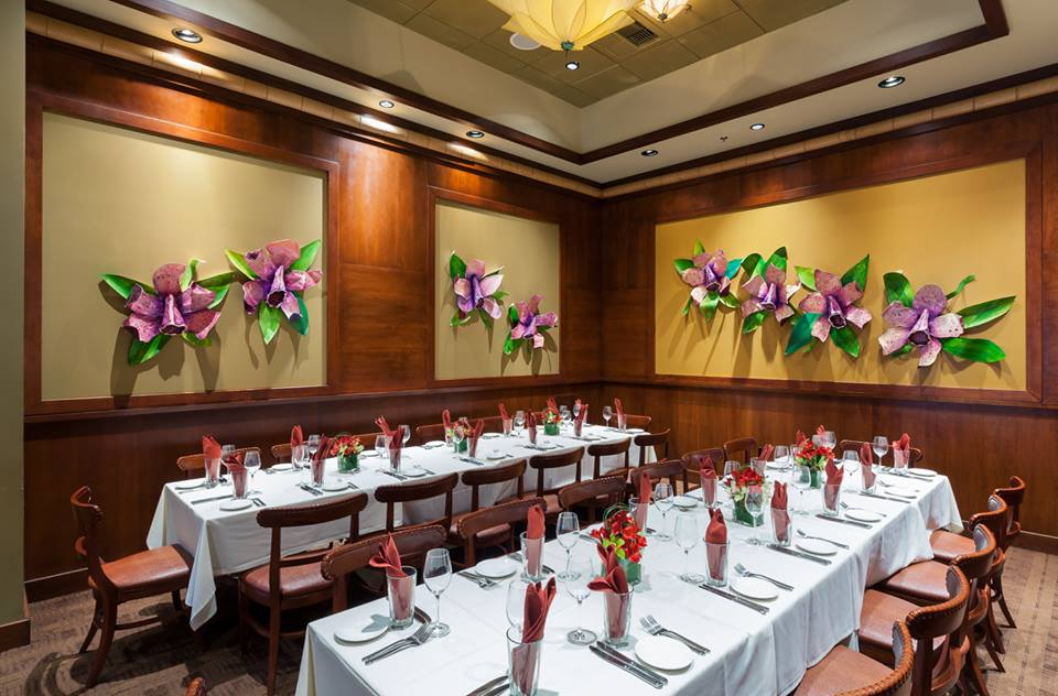 Roy S Hawaiian Fusion Restaurant Wedding Venue In