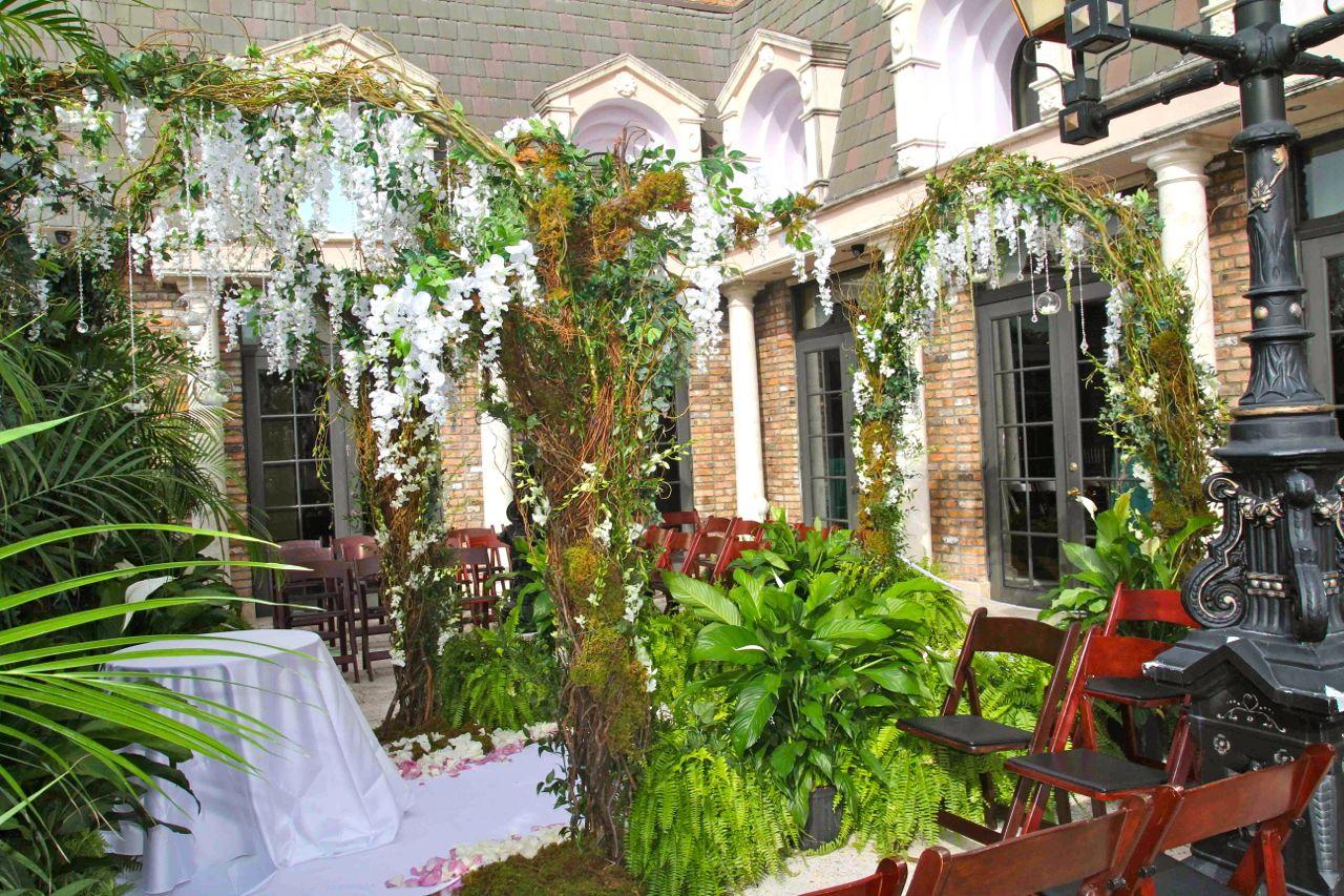 The Cruz Building Wedding Venue In South Florida Partyspace