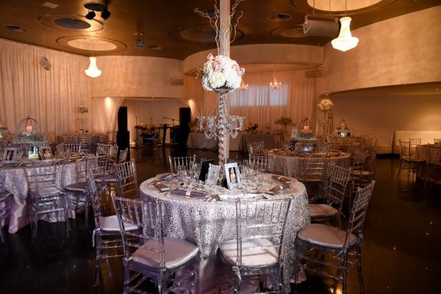 aqua reception hall wedding venue in south florida
