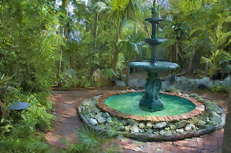 Key West Backyard Ideas : The Gardens Hotel Image 3