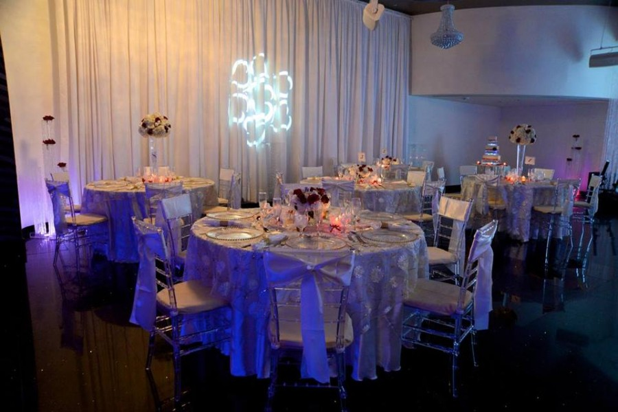 Aqua Reception Hall Partyspace