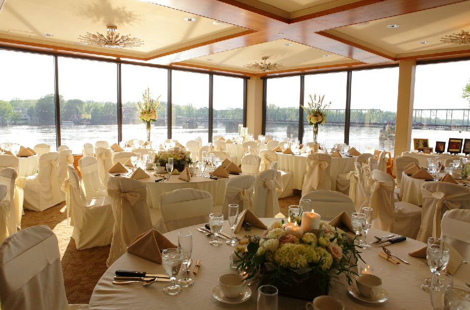 The Lambertville Station Restaurant Amp Inn Wedding Venue In