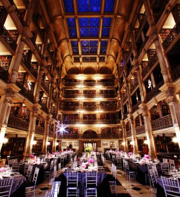 Lord baltimore hotel wedding