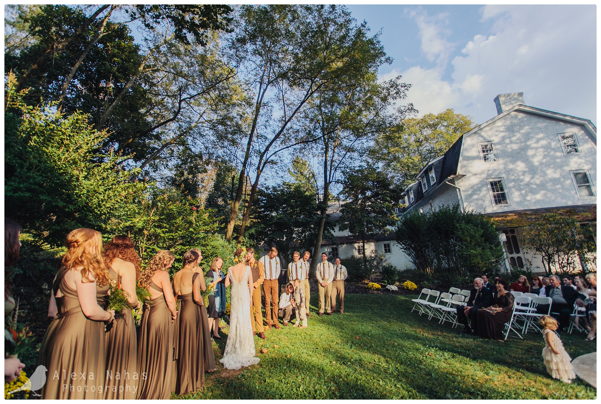 The Washington At Historic Yellow Springs Wedding Venue In