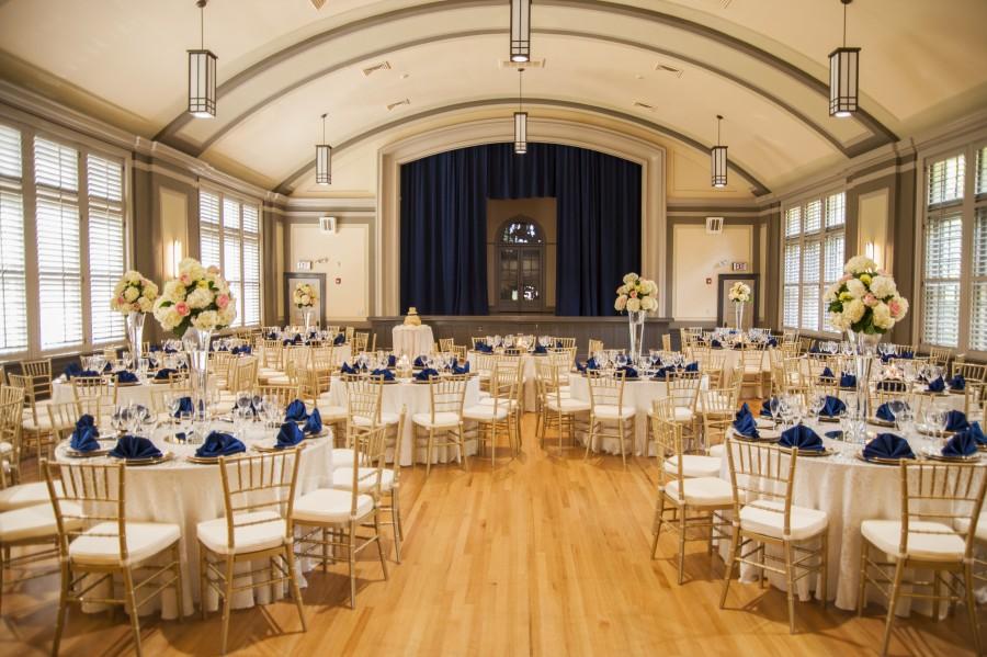 Twentieth Century Club Wedding Venue In Philadelphia