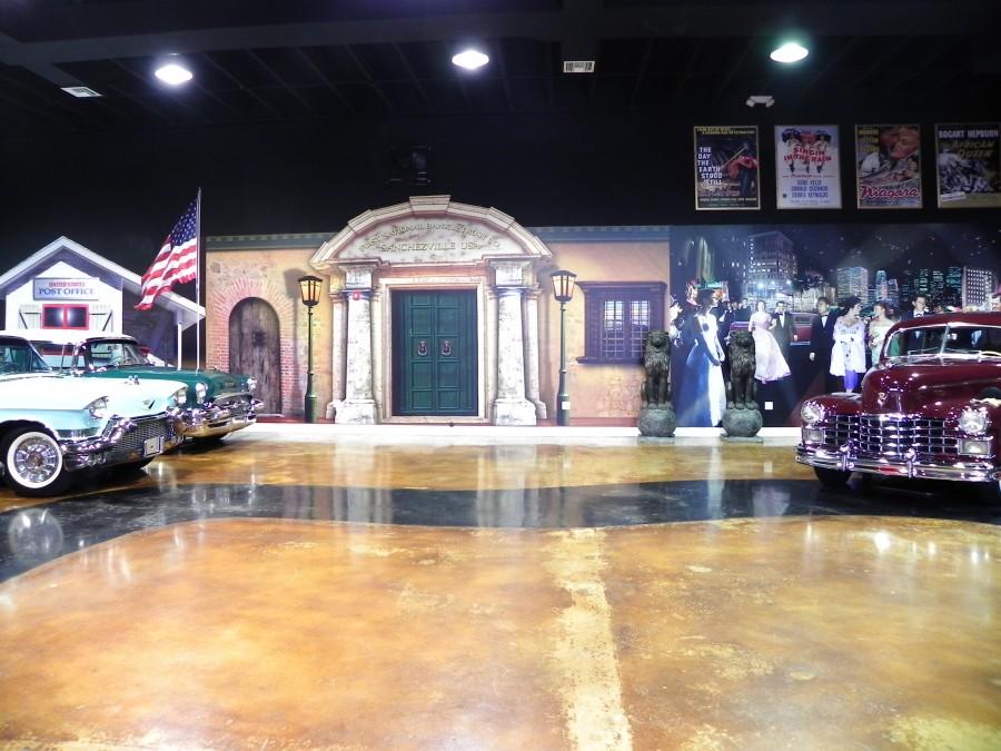 Sanchezville Auto Museum Wedding Venue In South Florida