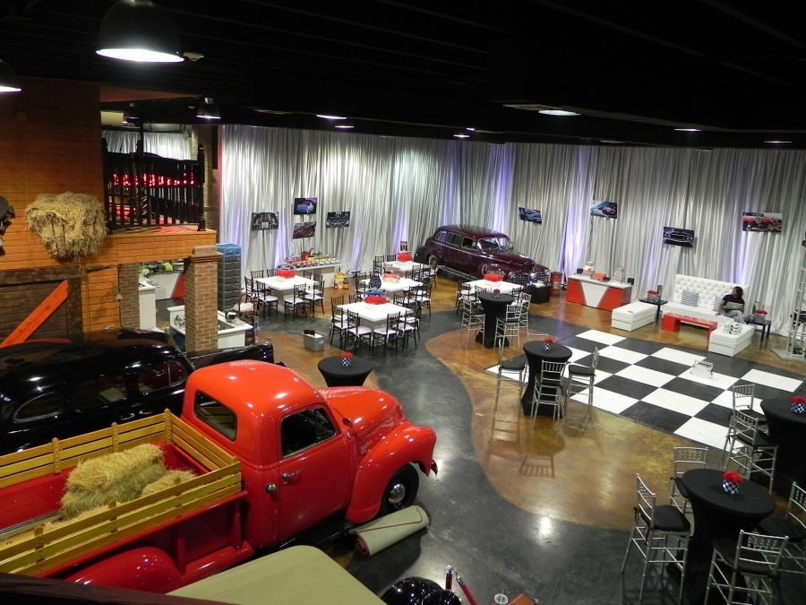 Sanchezville Auto Museum Partyspace