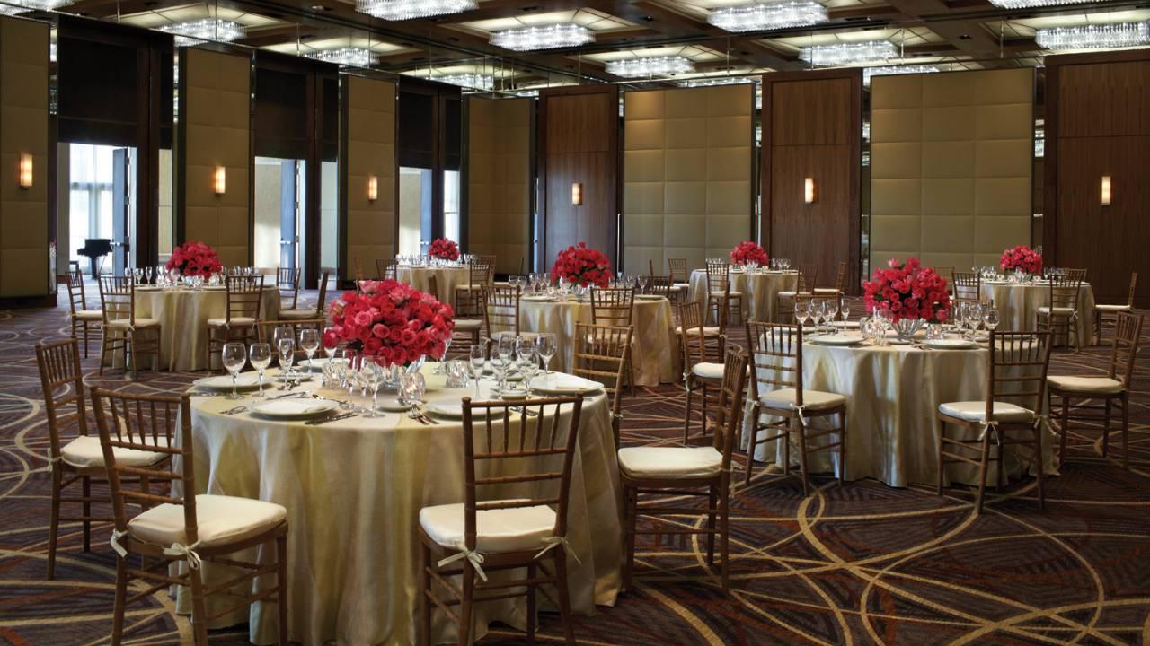 Four Seasons Hotel Baltimore Wedding Venue In Baltimore