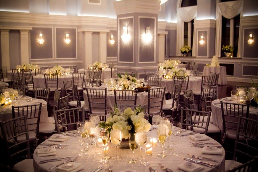Places To Hold Wedding Receptions: Arts Ballroom Wedding Venue In Philadelphia