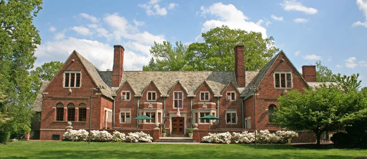 The Moorestown Community House Wedding Venue In