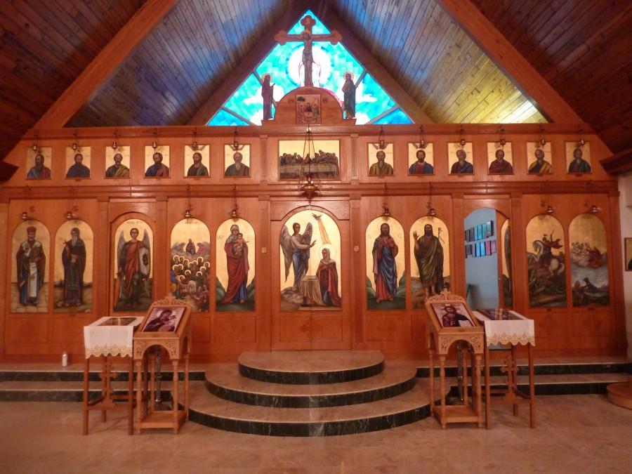 St Mary S Orthodox Church Banquet Hall Wedding Venue In