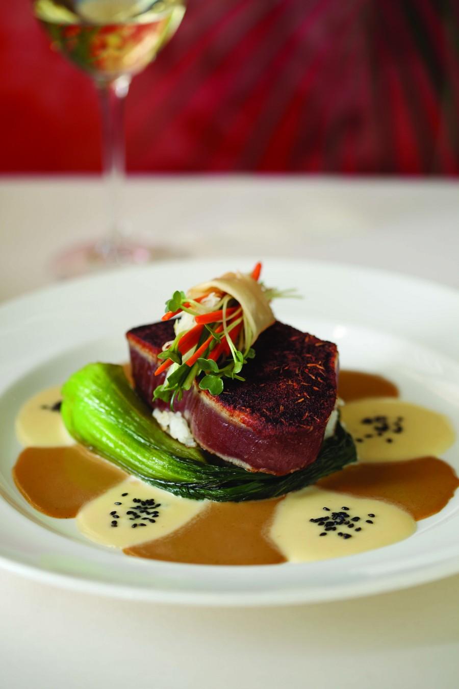 Roy s hawaiian fusion restaurant partyspace - Hawaiian fusion cuisine ...